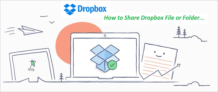 dropbox file sharing tutorial image